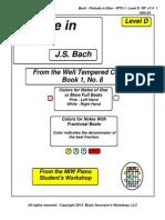 RP - Bach-Prelude in Ebm WTC-1 No. 8 Lvl D v7.4tc 1305-24