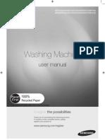 Samsung Washing Machine WF2652WQ.pdf