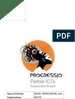 ICT Acssessment Report