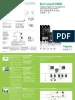 Compact NSX Leaflet MCCB22