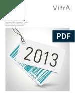 2013 VitrA Price List