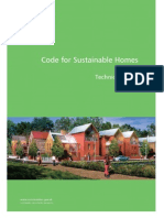 Code for Sustainable Homes Techguide