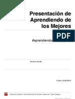 Informe Resumen #Aprendiendode LosMejores