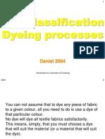 Dye class