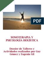 Dossier Madrid Talleres y Conciertos