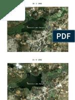Bellandur Lake Satellite Images