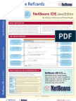 Reference card Netbeans Java