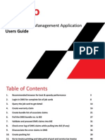 New Warranty Management Application Users Guide