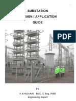 Substation Design Application