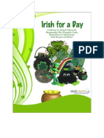 Irish for a Day St Patricks Day Crafts and Recipes