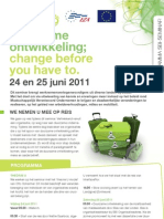 Duurzame ontwikkeling;change before you have to.pdf