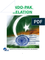 Research Paper on Indo-Pak Relation