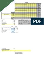 GRR Worksheet (Blank)