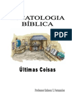 Apostila-curso Basico de Escatologia