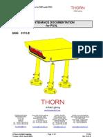 THORN PAPI Lights Maintenance Manual