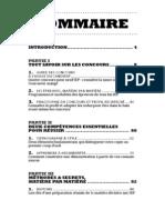 Intégrer Sciences Po - Sommaire