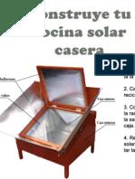 Cómo hacer una Cocina Solar