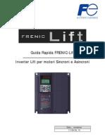 Frenic Lift Starting Guide It