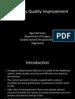 Dr. Agus Barmawi, SpB,M.kbn (Emergency_Quality_Improvement)