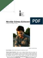 Privadoentrevistas Nicolás Gómez Echeverri