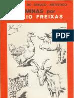 Láminas Emilio Freixas - Serie 31 (Animales domésticos)