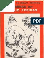 Láminas Emilio Freixas - Serie 32 (Animales del Zoo)