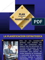 Plan Estrategico de Marketing.s