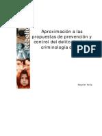 criminología crítica