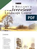 David Bellamy - Watercolour Landscape Course