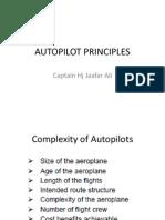 Autopilot Principles