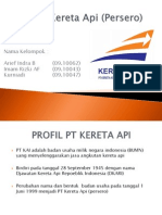 Tugas MSDM PT Kereta API (Persero)
