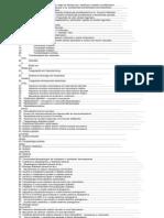 Subiecte Fiziopatologie semestrul 1