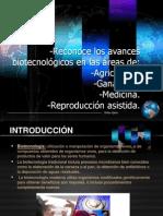AVANCES BIOTRECNOLOGICOS