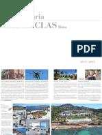 Las Anclas Ibiza Catálogo de Inmuebles 2013/2014