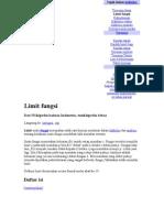 Limit Fungsi1