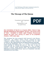 the-message-of-the-quran