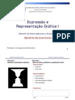 Desenho de Observação-Apostila exercícios