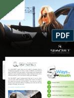 Seacret Agent Compensation Plan