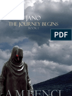 Jano - The Journey Begins - Book 1