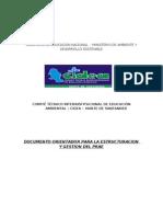 DCTO Orientador Del PRAE 2013 (1)