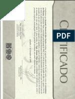 Certificado Da Ftc