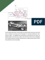 Progress Report chassis