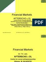 Financial Markets 2 December