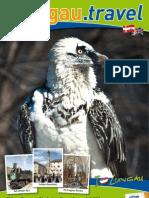 Reisemagazin/Travel Magazine LungauTravel UNESCO Biosphere Reserve