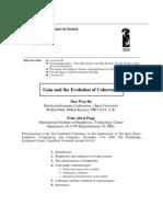 Ho & Popp - Gaia & Evolution of Coherence (1989)