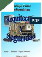 Historia Arquitectura PC y Seguridad