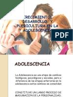 Puericultura Del Adolescente
