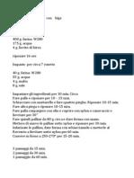 Rosette Soffiate Con Biga