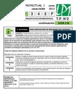 LP1 GUÍA TP2 B 2013 clase 19 tarea