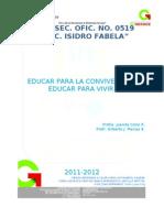 Guardias 2012 Proyect
